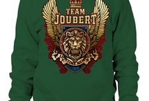 Things to wear Team Joubert