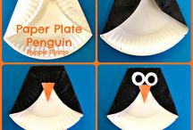 things to make with paper plates