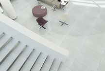 Tribeca collection / Tribeca, full body porcelain collection, ideal for exteriors, living and commercial spaces.