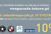 Vespa Cafe Design