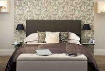 Ideas para mi dormitorio / Veladores y respaldos