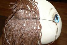 cabelo boneca