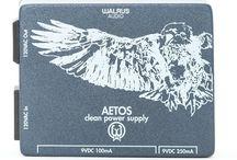 Walrus Audio Pedals
