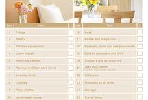 Organisering i hjemmet!