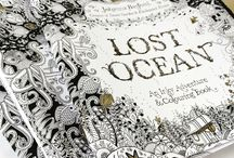 Lost Ocean / Inky adventures of the nautical variety...