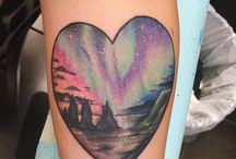 aurora tatoo