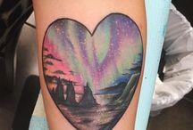 aurora tatoo