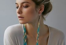 The Look: Heishi & Spacers / Fashion inspiration and trends featuring jewelry strung with beads, heishi and spacers. / by TierraCast
