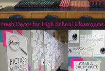 classroom Ideas English High School