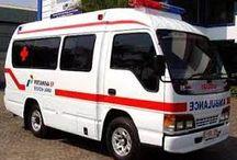 ambulan mitsubisi