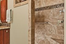 Tile Walls / Pictures and Ideas for Tile Walls