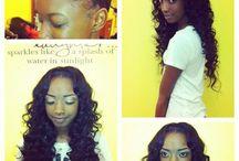 Hair Ishh! / by Brittney Larry