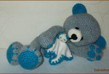 Játékok horgolva / Horgolt, saját készítésű termékeim. Játékok, kulcstartók, díszek... czeroandi.blogspot.com