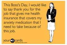 Holiday:  Boss's Day