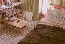Korean bedroom style