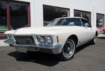 Classic Car - 1971 Buick Riviere Boat Tail