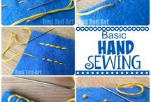 Stitching -sewing - embroydery