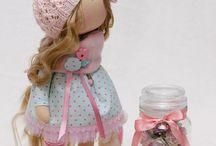 muñeca tilda rusa