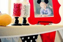 Birthday Party Ideas / by Elaine Zeinner