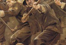 Skottish soldiers