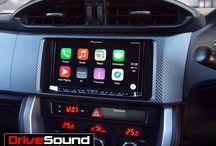 Apple CarPlay / Apple's fantastic in-car user interface!