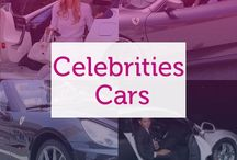 Celebrities Cars / A collection of some of the best (and worst) celebrity cars.