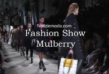 Mulberry / Mulberry collezione e catalogo primavera estate e autunno inverno abiti abbigliamento accessori scarpe borse sfilata donna.
