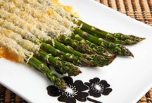 Asparagus!! Roasted....sauteed....fried...baked.... any way...any time! / by Joan Klein