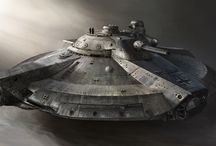 Spaceship / by Michael Plumeyer