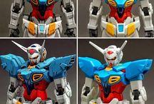 Gundam Custom Reference