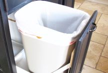 pull out bin