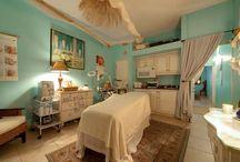 Beautiful Spa room