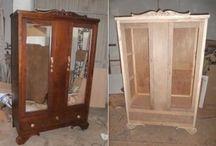 reciclar muebles antiguos