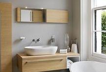 Badezimmer-Aufbewahrungssysteme