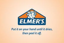 Elmer's Glue & Crafts / by carie ferrell