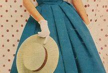 1950 fashions