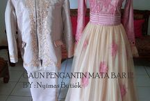 COUPLE WEDDING GOWN / #WEDDING GOWN#BESKAP#BASOFI