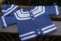 Not your Granny's crochet.