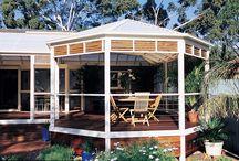 Garden and pergola ideas