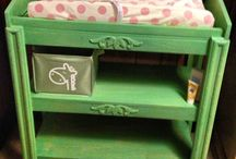 Baby room / by Deanna Butera