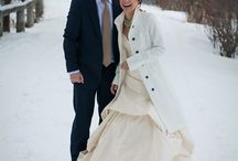 Winter wedding / Inspiration and ideas for a winter wedding