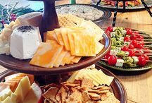 Wine & Cheese / Because life is not complete with out cheese, crackers and a good glass of wine / by Coreen Rider