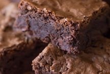 Chocolate and fudge brownies