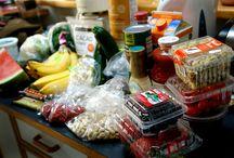 Vegan: Family of 5 Grocery Bill / by . Jinni .