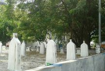 Cemeteries and graveyards in Male'