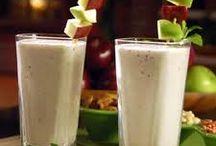 Como hacer leches de frutos