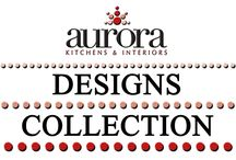 Aurora Designs Collection / A collection of our various designs for our past clients