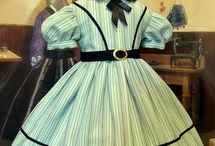 dolls & doll clothes / by Debbie Brown