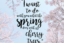 spring love quotes