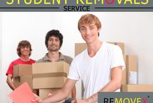 Students removals service / Students removals service by Removex
